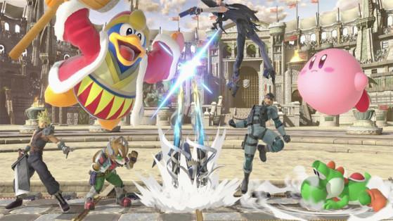 Guide Super Smash Bros Ultimate : Jouer à 2, coop