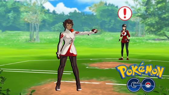 Pokemon GO PvP : combat Candela , entrainement