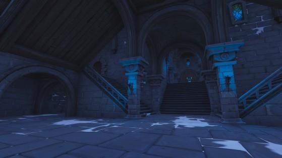 Le hall d'entrée - Fortnite : Battle royale