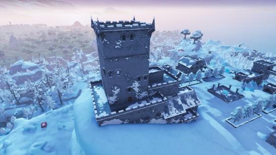 Vue extérieure - Fortnite : Battle royale