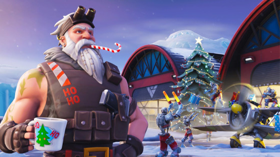 Fortnite Défis Semaine 7 Generation Game