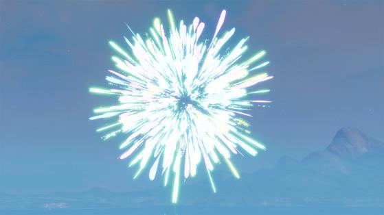 Fortnite : tirer des feux d'artifice, emplacements des fusées