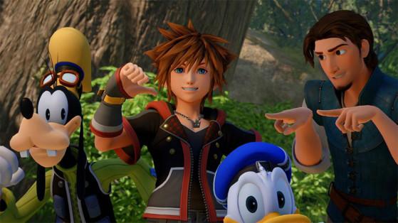 Kingdom Hearts 3 : Tous les mondes Disney connus