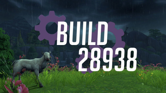 WoW BFA : Build 28938