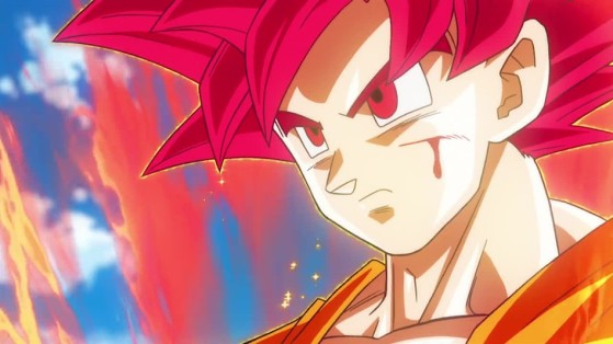 Dragon Ball Legends : Top Red Counter Team, rouge