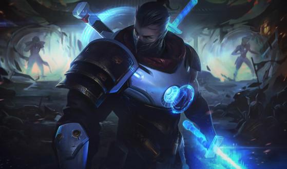 Il aura fallu plus de 4 ans pour que Shen reçoive un nouveau skin... - League of Legends