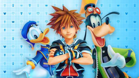 Kingdom Hearts 3 : Patch 1.03 Fin secrète, PS4, Xbox One, secret ending