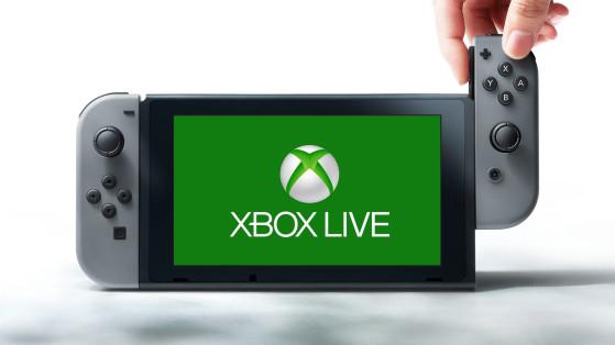 Peut être qu'un  jour,ce petit logo apparaîtra sur nos Switch quand on voudra jouer avec des copains. - Top Jeux