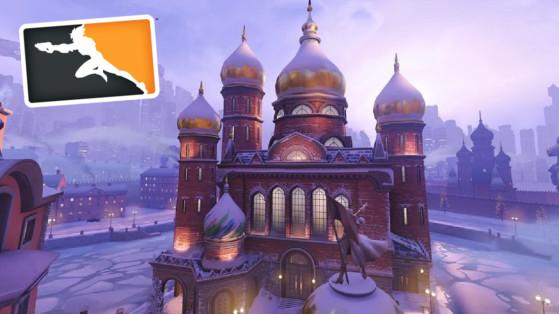 Overwatch League, OWL : maps Stage 1, Assault, 2CP, Rialto, Volskaya