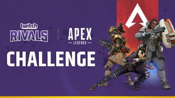 Apex Legends : tournoi Twitch Rivals