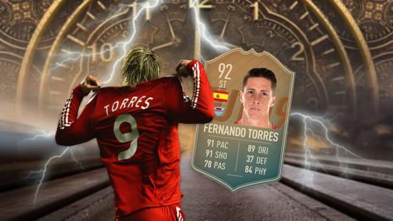 FUT 19 : DCE Torres Flashback