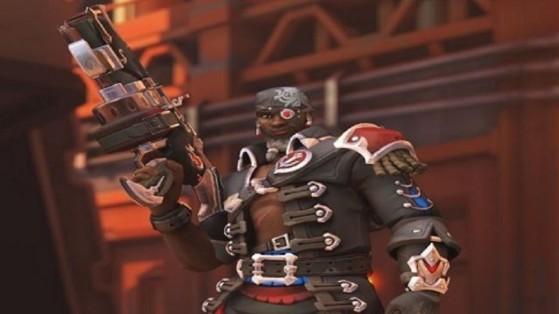 Overwatch : Baptiste, skin, pirate, PTR