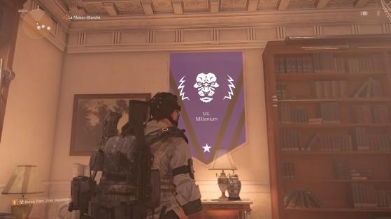 Grace Larson The Division 2 : Système de clan, CEXP