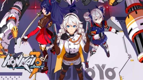 Honkai Impact 3rd : Guide du débutant, bien commencer le jeu