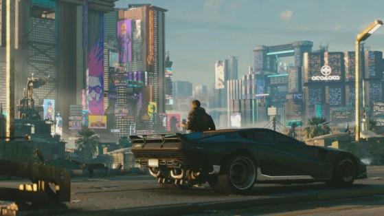 Cyberpunk 2077 : plateformes, support, GoG, Steam, consoles