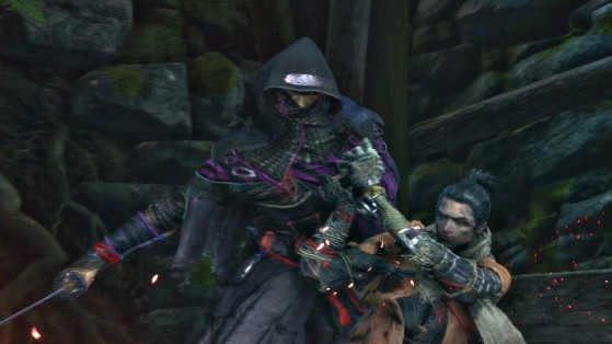 Guide Sekiro: Sabreur de l'ombre solitaire, Lone Shadow Longswordsman, boss