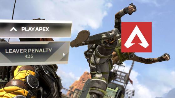 Apex Legends : Abandonner une partie pourrait bientôt être pénalisé