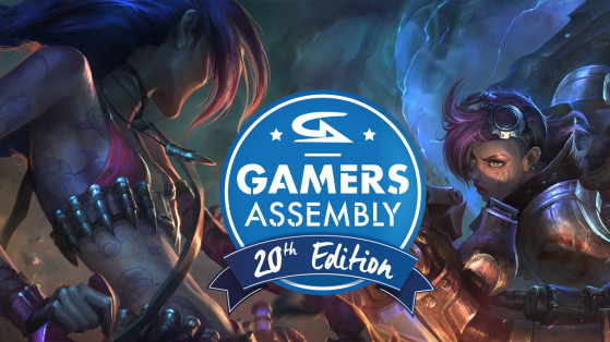 League of Legends : Tournoi Gamers Assembly 2019