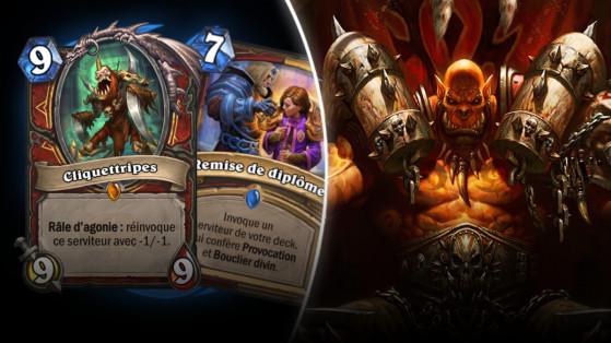 Hearthstone : Guide deck Guerrier Big Warrior