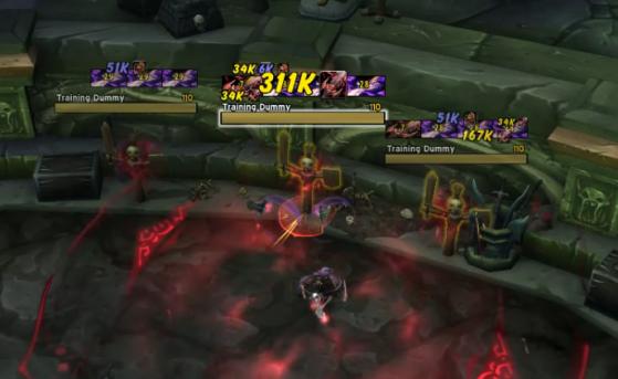 C'est quand même plus joli non ? - World of Warcraft