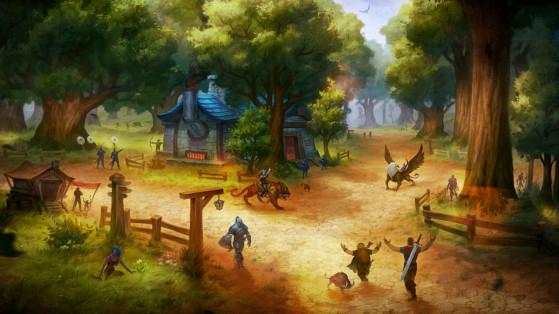 WoW : La Forêt d'Elwynn, cette no-go zone