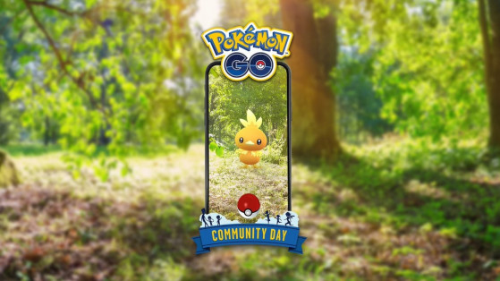 Pokemon GO : Poussifeu shiny, Braségali, community day