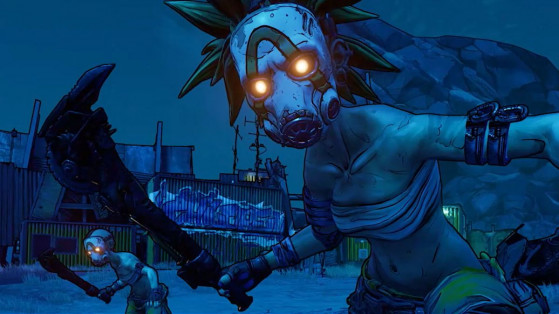 Borderlands : Switch, portage, tweet, Randy Pitchford