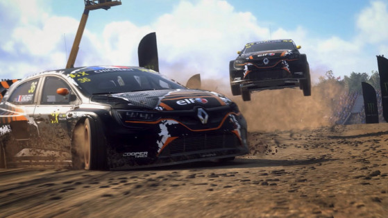 DiRT Rally 2.0 : saison 2, nouveautés, contenu