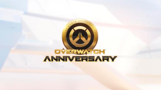 Overwatch Anniversaire 2019 : Détails, Dates et Skins