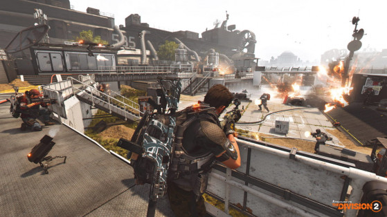 The Division 2 TU3 : Nouveau patch, maintenance, mise à jour
