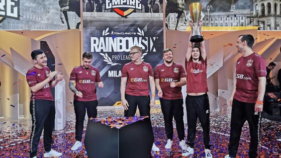 Rainbow Six : finales de Pro League saison 9 à Milan, suivi & résultats