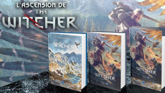 Critique : Livre : L'ascension de The Witcher, Third éditions