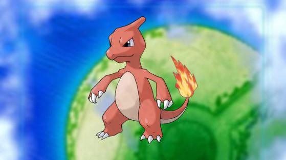 Pokemon Rumble Rush : boss Reptincel, counter
