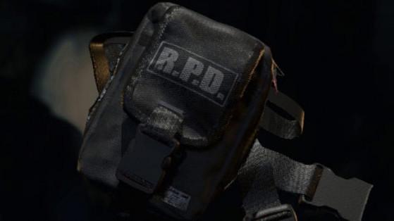 Resident Evil 2 : Les emplacements de toutes les sacoches
