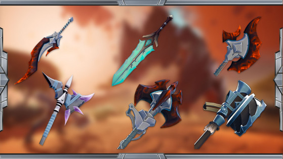 Dauntless : meilleurs armes, tier list des armes