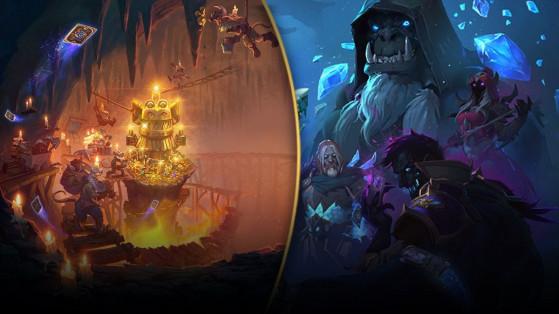 Hearthstone : aventures solo Wild gratuites pour les nouveaux joueurs