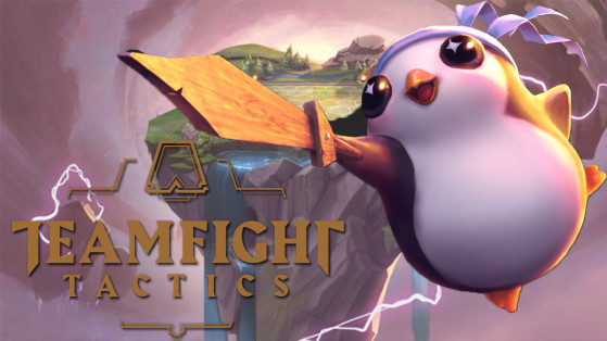 LoL : les little legends de Combat Tactique, TFT, Teamfight Tactics
