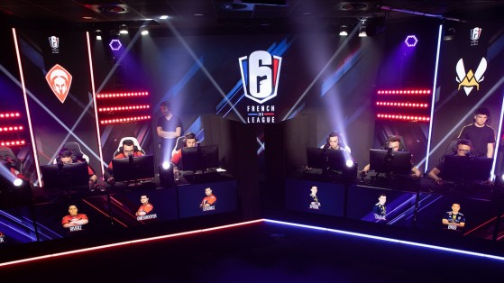 Rainbow 6 French League : L'équipe type de la Journée 1