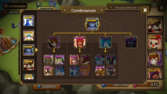 Fusion Veromos - Summoners War