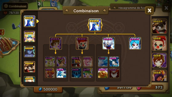 Fusion Sigmarus - Summoners War
