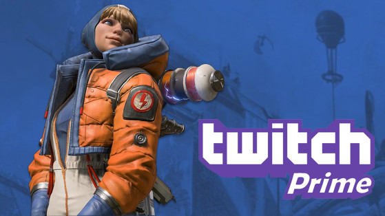 Apex Legends : Twitch Prime, Saison 2, Récompenses