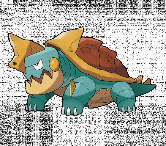 Torgamord - Pokémon Épée et Bouclier