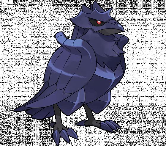Corvaillus - Pokémon Épée et Bouclier