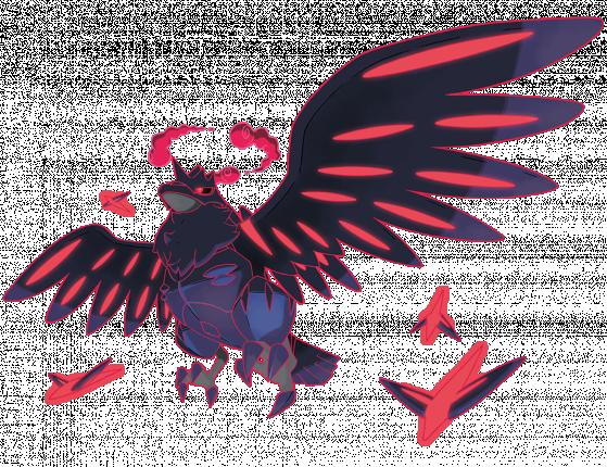 Corvaillus Gigamaxer - Pokémon Épée et Bouclier