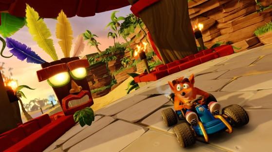 Crash Team Racing : codes triche PS4 - XBOX - Switch