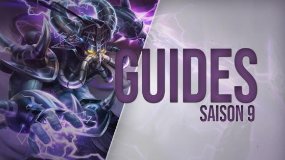 Guide LoL Kassadin, Top, S9