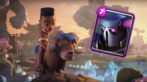 Clash Royale : deck Cavabélier Pekka, arène 11+, défi
