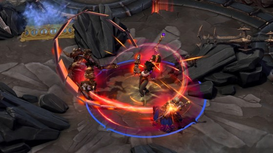 Spirale implacable - Heroes of the Storm
