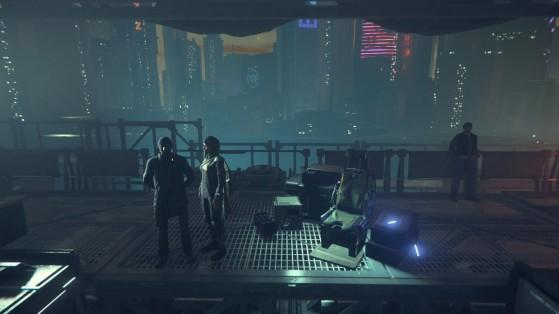 Star Citizen : Les missions de Tecia