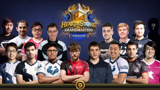Hearthstone GrandMasters : Saison 2, Casie, bloodyface, tom60229 blizzcon